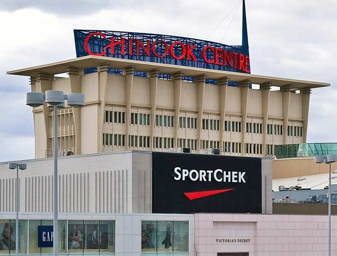 Chinook Centre Professional Building