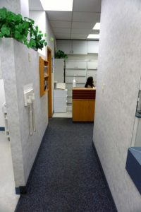 Chinook Family Dental | Reception Hallway
