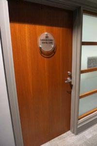 Chinook Family Dental | Main Entrance