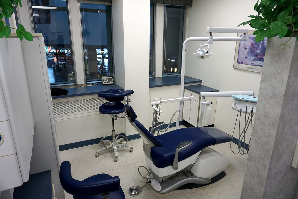 Chinook Family Dental | Operatory