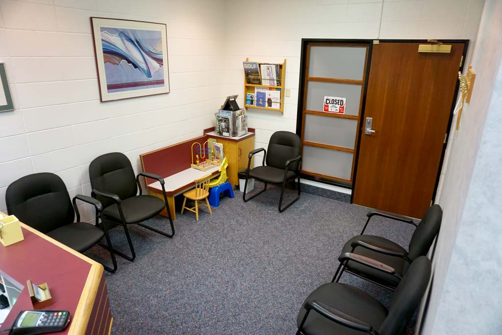 Chinook Family Dental | Waiting Area